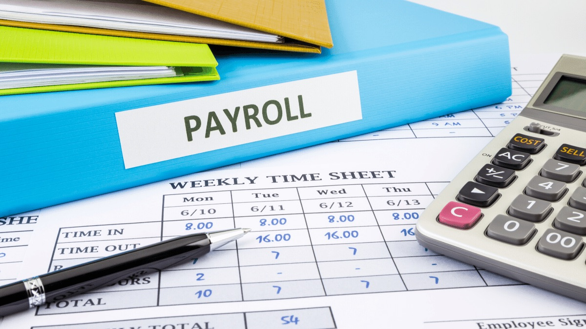 Payroll, Single Touch Payroll
